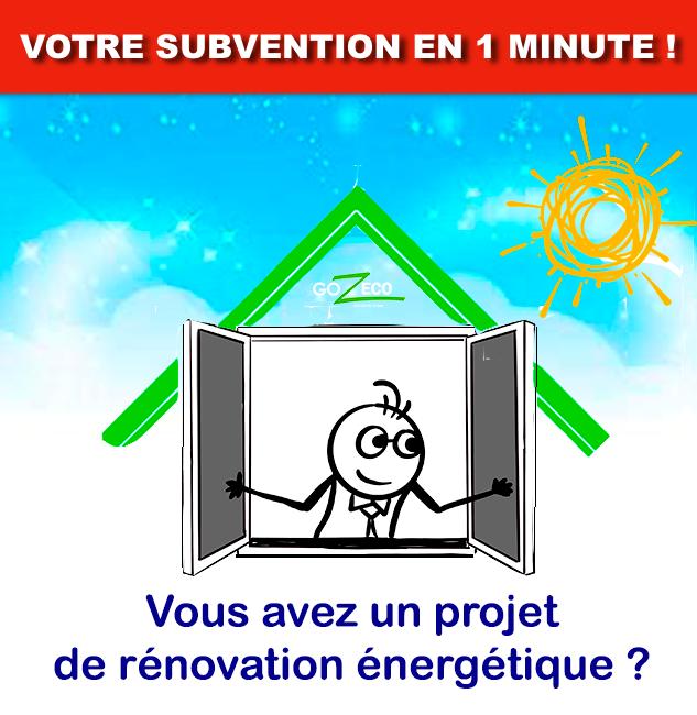 Subventions travaux maison Gozeco
